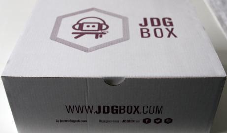 [Déballage] JDG Box #3 – La box de Décembre