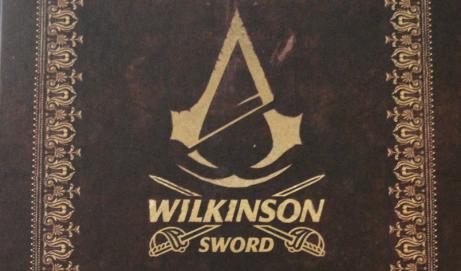 [Déballage] Buzz Kit Wilkinson Sword x Assassin's Creed Unity
