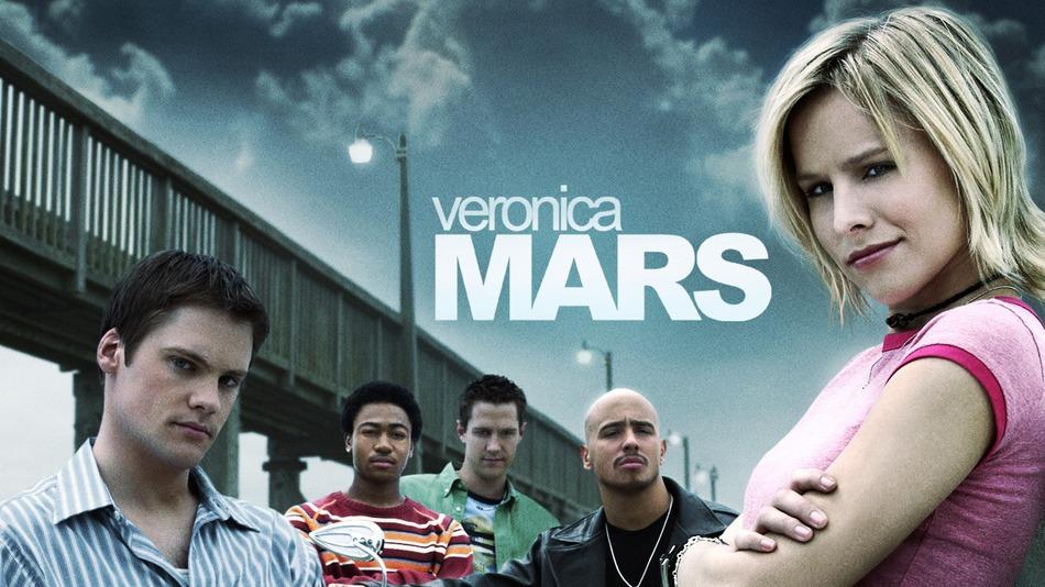 """Ecran titre """"Veronica Mars"""""""