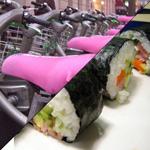 Moi, le japonais et le vélo