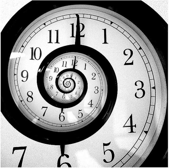 Le temps file beaucoup trop vite !