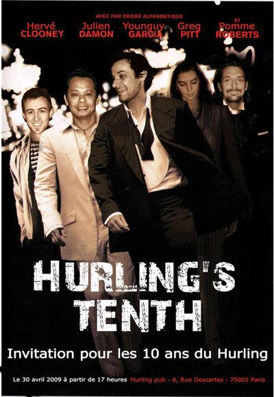 Les 10 ans du Hurling