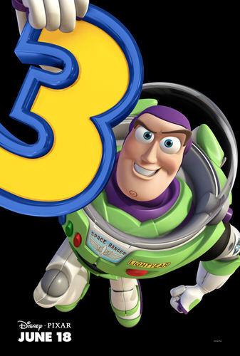 Toy Story 3 - Buzz