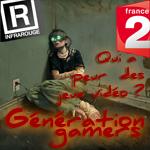 [Critique] France 2 – Infrarouge : Faut-il avoir peur des jeux vidéo