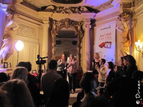 Sandrine Camus ouvre la seconde édition de la girl geek Party au Céfé Carmen