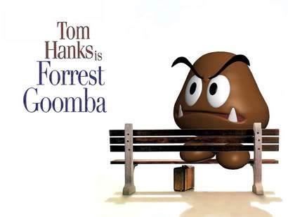 Forrest Goomba / Forrest Gump