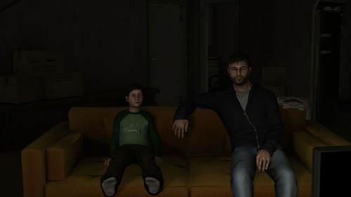 Ethan et Shaun