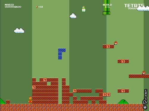 Mode Tetris