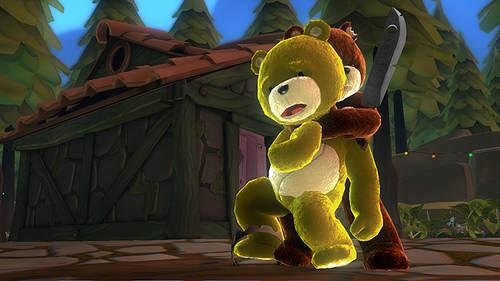 Pour égorger un ourson jaune, on s'y prend comme ça, voyez-vous...