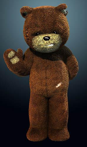 Naughty Bear - Naughty, un ourson si mignon...