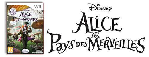 Alice aux pays des merveilles - Wii