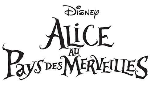 Alice aux Pays des Merveilles - Logo