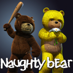 [Preview] Naughty Bear
