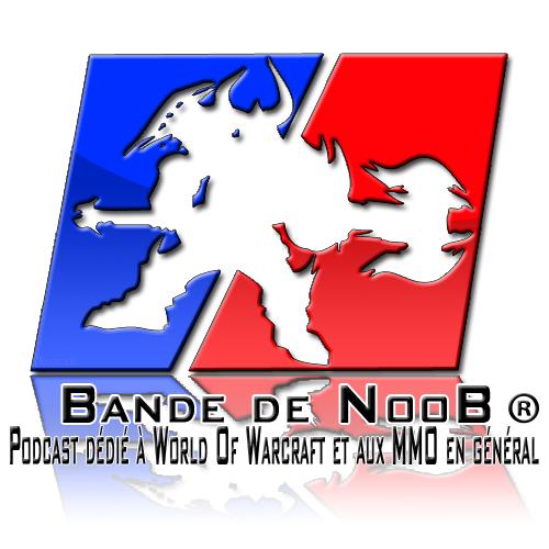 Le logo de Bande de Noobs par le vainqueur du concours de l'épisode 9