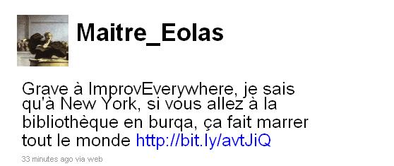 Le Twitt de Maitre Eolas
