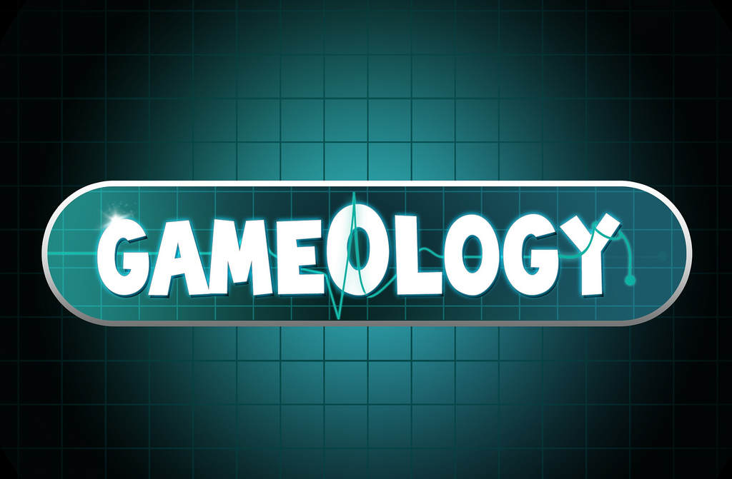 GameOlogy - Logo