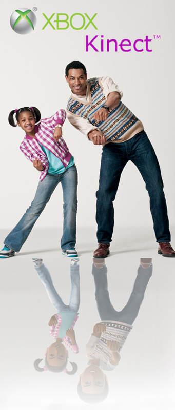 Kinect - Sans les manettes !