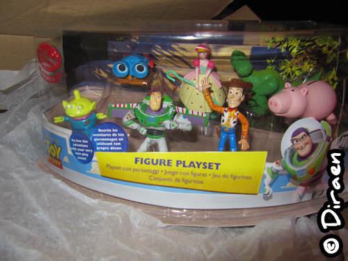 Goodies - le set de mini-figurines