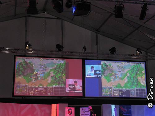 Finale de Warcraft III