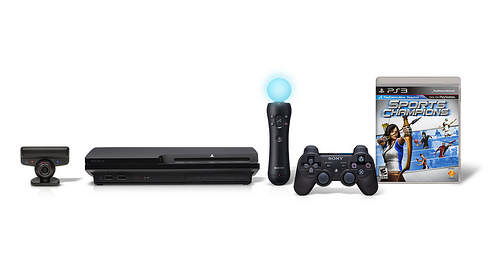 Le pack complet PlayStation® Move