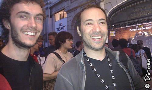 Patrick et Loconox