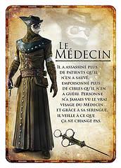 Le Médecin