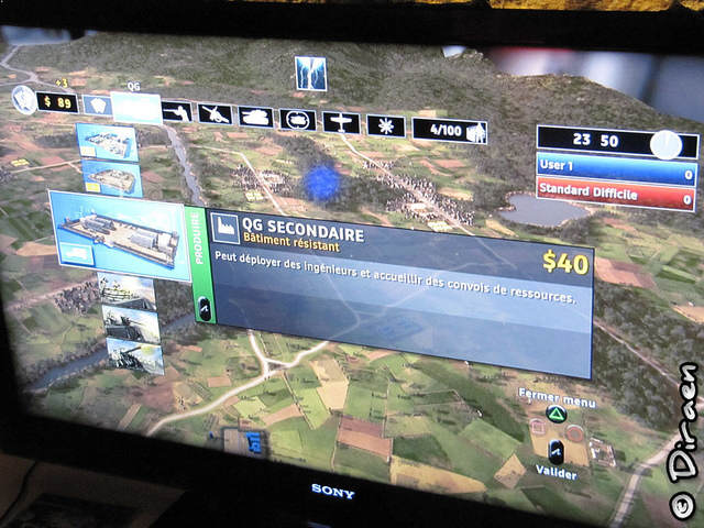R.U.S.E - enfin un jeu qui donne son sens au PS Move ?