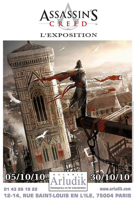 Assassin's Creed - L'exposition