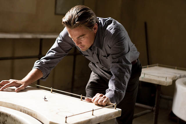 Leonardo DiCaprio - Inception
