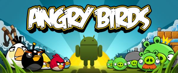 Et Android rencontra des oiseaux pas contents...