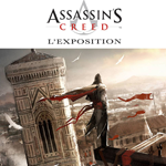Assassin's Creed s'expose chez Arludik, à Paris