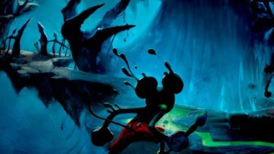 Epic Mickey - Le concept de l'E3 s'est bien dilué dans le vernis de Disney