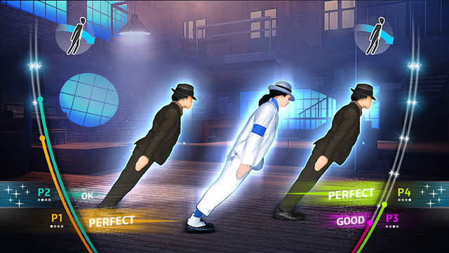 Michael Jackson the Experience - Wii - Smooth Criminal