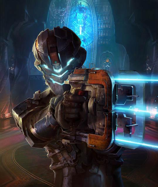Dead Space 2 - Le retour du Cutter plasma