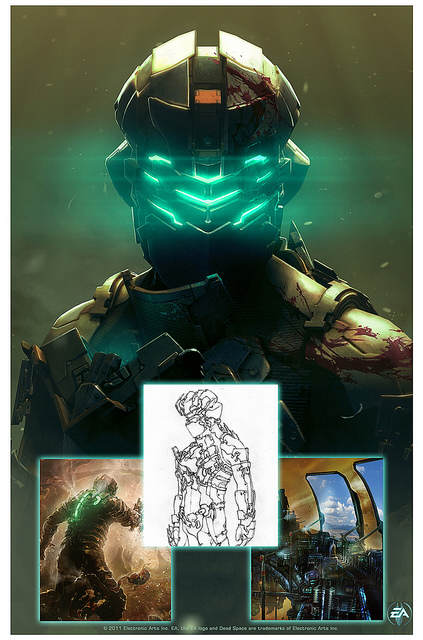 Artludik met Dead Space 2 à l'affiche du MK2 Bibliothèque