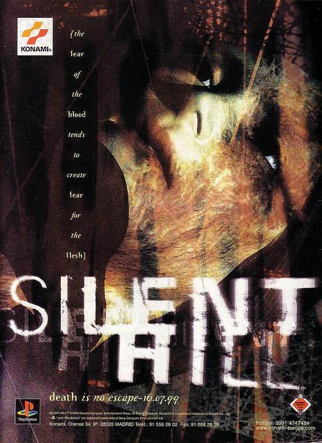 Silent Hill - 1999