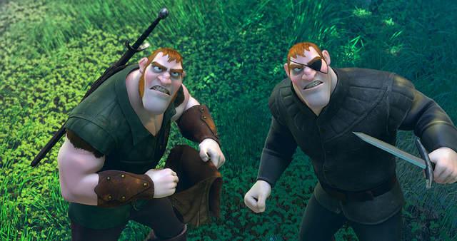 """Ils ont une vraie """"gueule"""" les frères Stabbington !"""