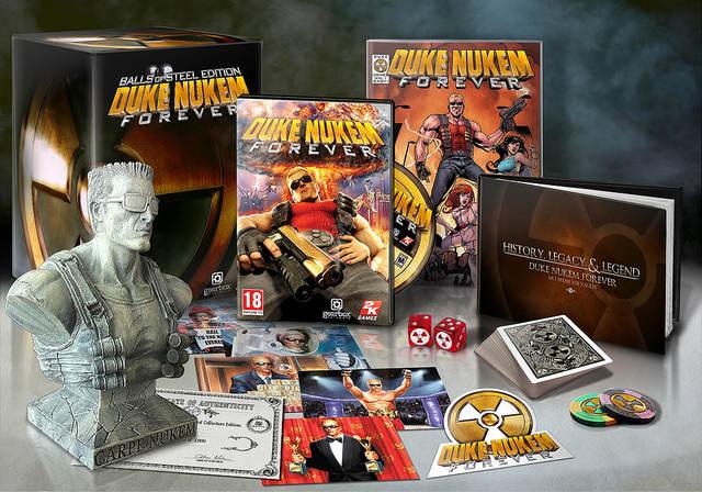 Duke Nukem Forever - Balls of Steel