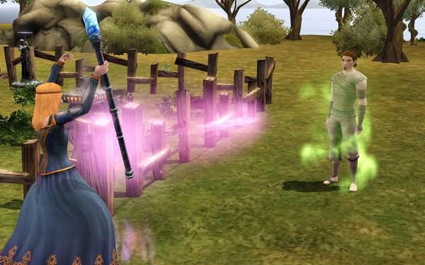 Les Sims Medieval : adonnez-vous à la magie !