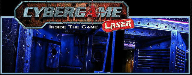 Cyber Game Laser
