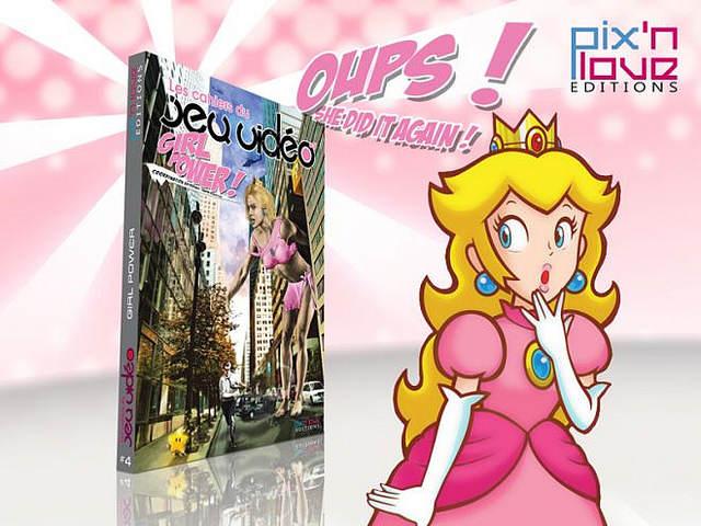 """Les Cahiers du Jeu Vidéo #4 """"Girl Power"""""""