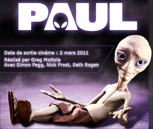 Paul - Bientôt dans toutes les bonnes zones 51