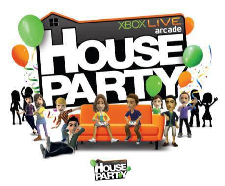 Xbox Live Arcade House Party