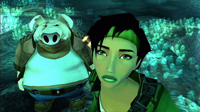 Beyond Good and Evil - Screenshot