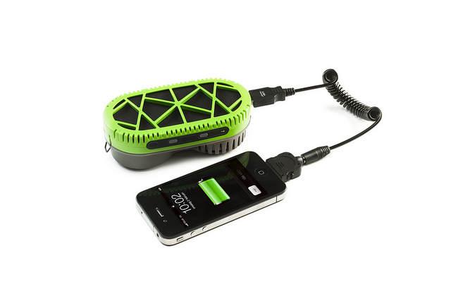 PowerTrekk  et Iphone