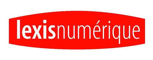 Lexis Numérique  - Logo
