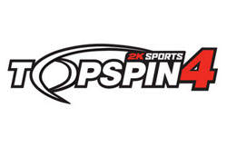 Top Spin 4 - logo