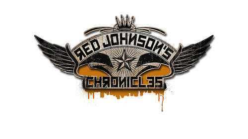 Red Johnson's Chronicles - Logo