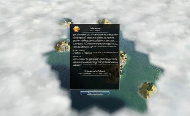 Une nouvelle civilisation - screenshot