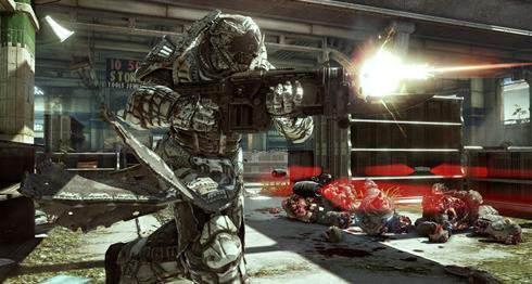 Gears of War 3 - screenshot du multi